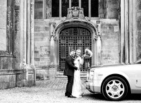 Chloe and Nick at Highcliffe Castle and Christchurch Harbour Hotel
